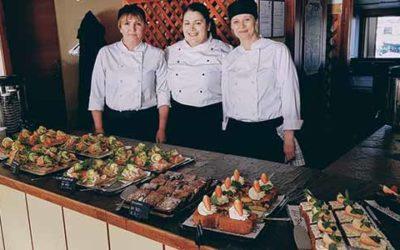 Ledig stilling som kokk på Catering-avdelingen