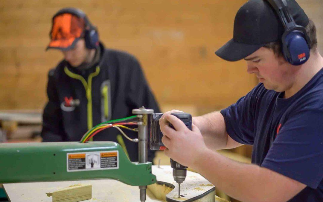 Ledig stilling som fagarbeider – Produksjon Varde Tre